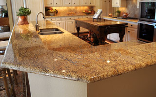 kitchen countertop 1 Granite Countertops by StoneTex LLC